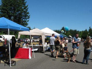 Everyone enjoyed all the wonderful vendor booths.